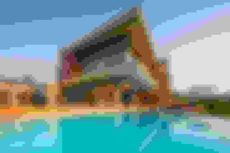 Casas  por Metropole Architects - South Africa