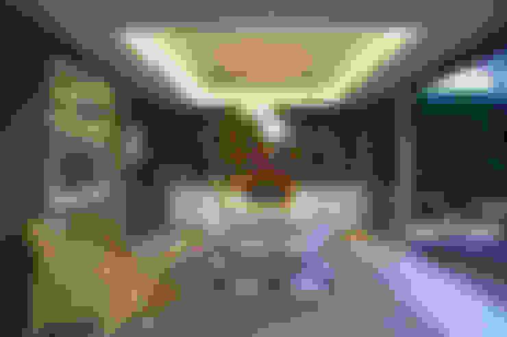 Salas de jantar  por Metropole Architects - South Africa