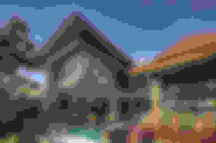 บ้านและที่อยู่อาศัย by Metropole Architects - South Africa