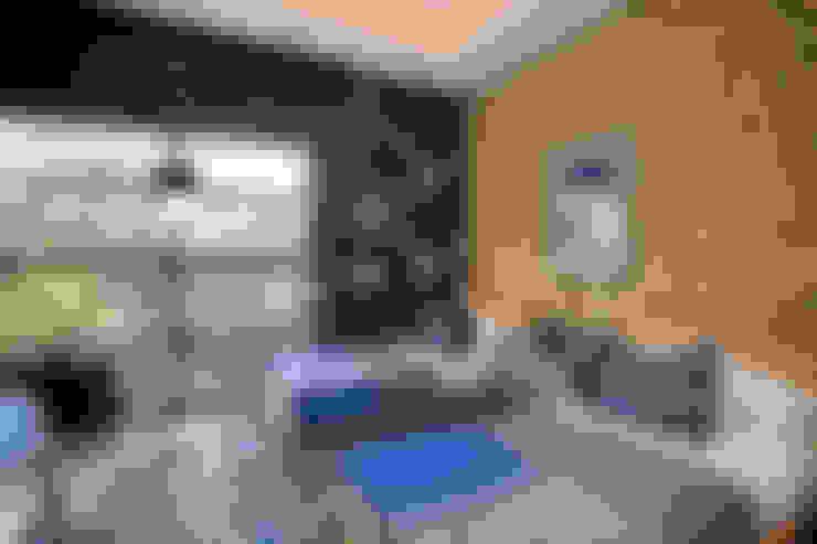 Recámaras de estilo  por Metropole Architects - South Africa