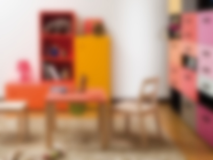 Quarto de crianças  por MOBIMIO - Räume für Kinder