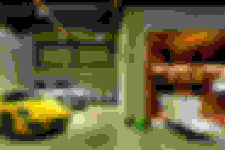 Showroom Eurobike - Porsche: Concessionárias  por 1:1 arquitetura:design