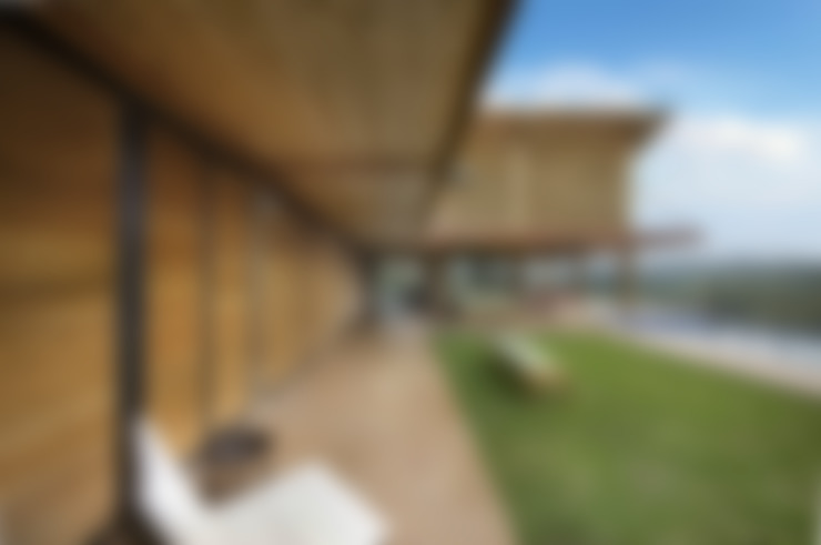 Casa da Montanha 1: Casas  por David Guerra Arquitetura e Interiores