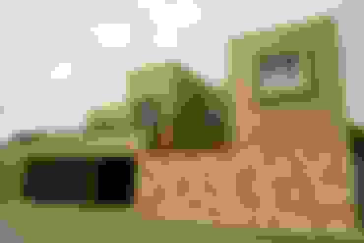 Nhà by arqflores / architect
