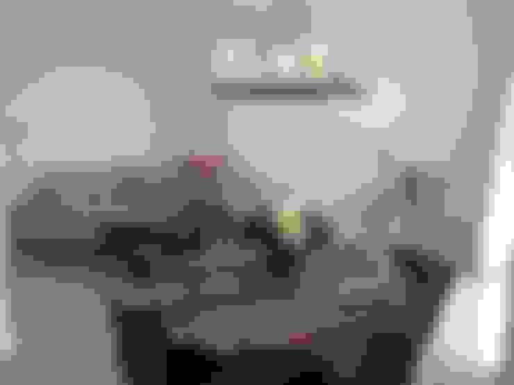 Кухня в . Автор – Amber Design