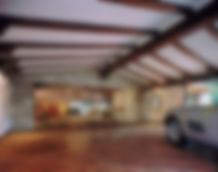 Garage / Hangar de style  par JR Arquitectos