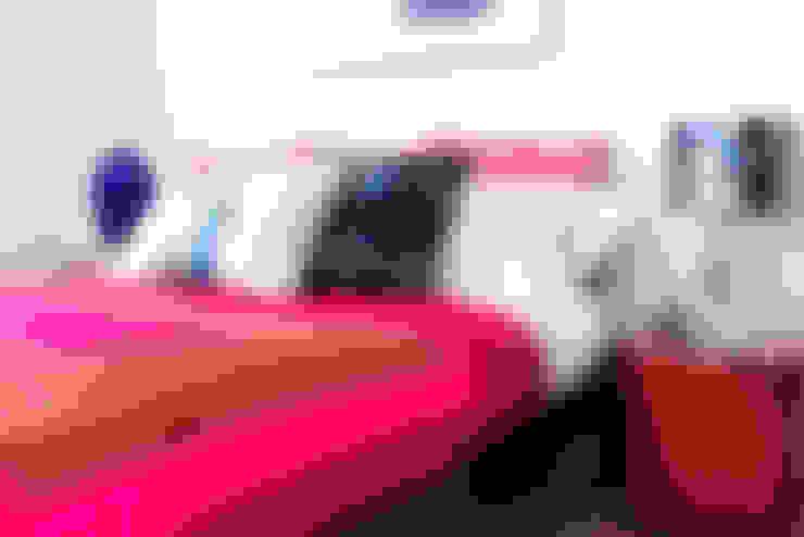 Спальни в . Автор – Bhavin Taylor Design