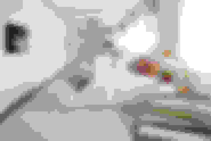 منازل تنفيذ Noura van Dijk Interior Design