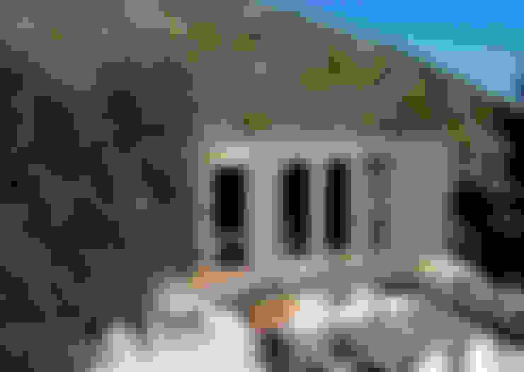 Casas prefabricadas de estilo  por DMP arquitectura