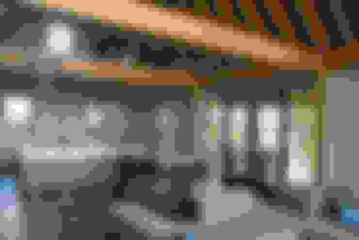 Living room by landelijkebouwstijl