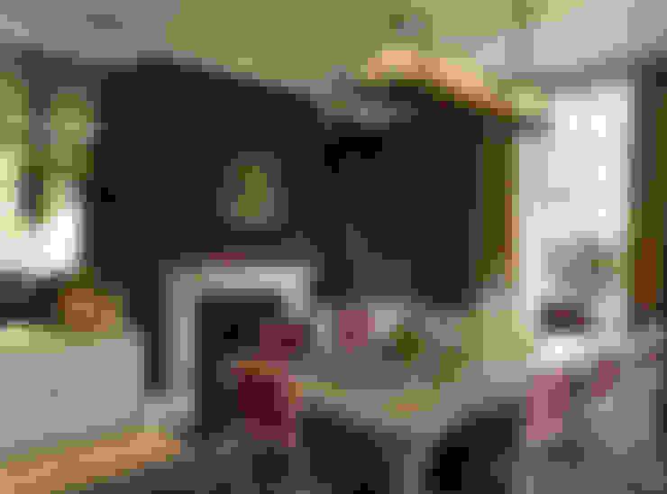 Comedores de estilo  por Concept Interior Design & Decoration Ltd