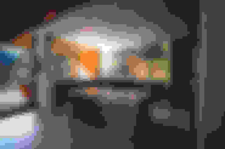 Cocinas de estilo  por P+0 Arquitectura