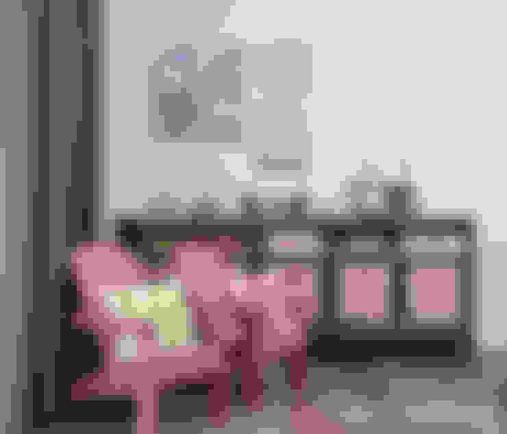 Recámara niña: Recámaras infantiles de estilo  por MARIANGEL COGHLAN