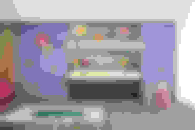 Habitaciones infantiles de estilo  por Nidi