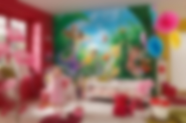 Nursery/kid's room by Allwallpapers