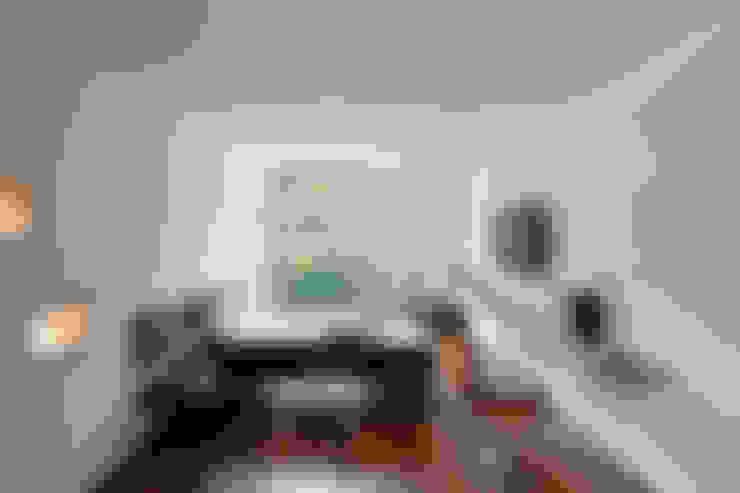 MR House/Casa MR: Quartos  por Pascali Semerdjian Arquitetos