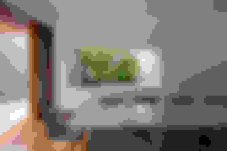 MR House/Casa MR: Salas de estar  por Pascali Semerdjian Arquitetos