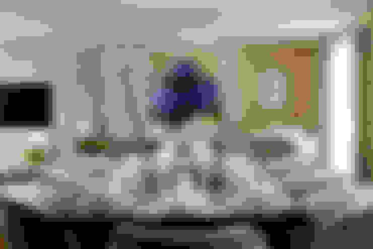 غرفة السفرة تنفيذ Roselind Wilson Design