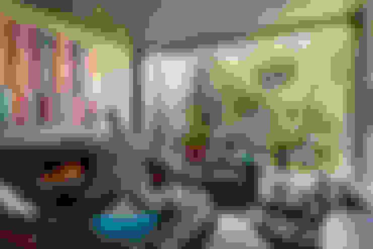 غرفة المعيشة تنفيذ ZD+A
