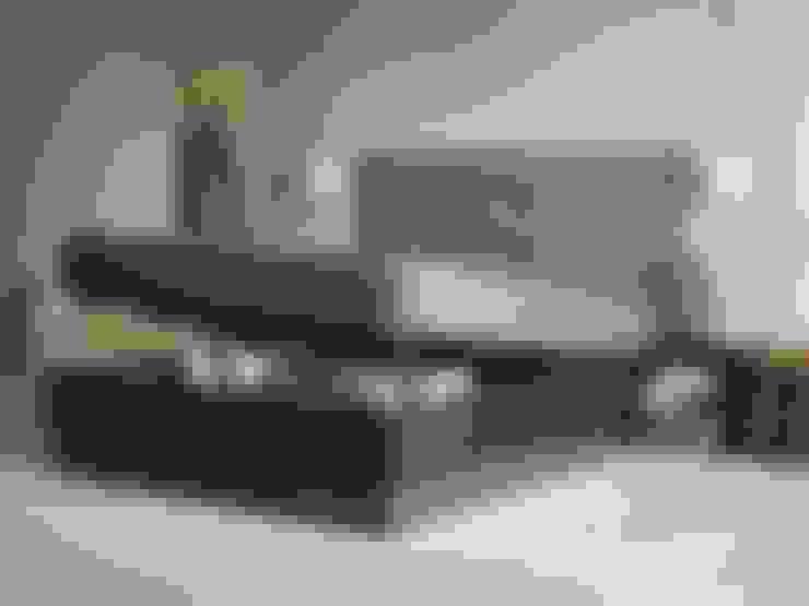 غرفة نوم تنفيذ BoConcept Germany GmbH