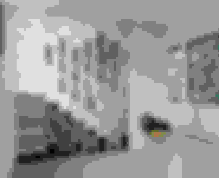 Гостиная в . Автор – C95 ARCHITEKTEN