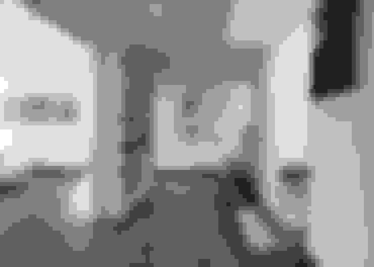 Salas / recibidores de estilo  por na3 - studio di architettura