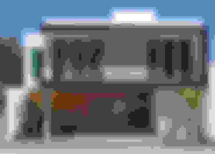 Casas de estilo  por TaAG Arquitectura