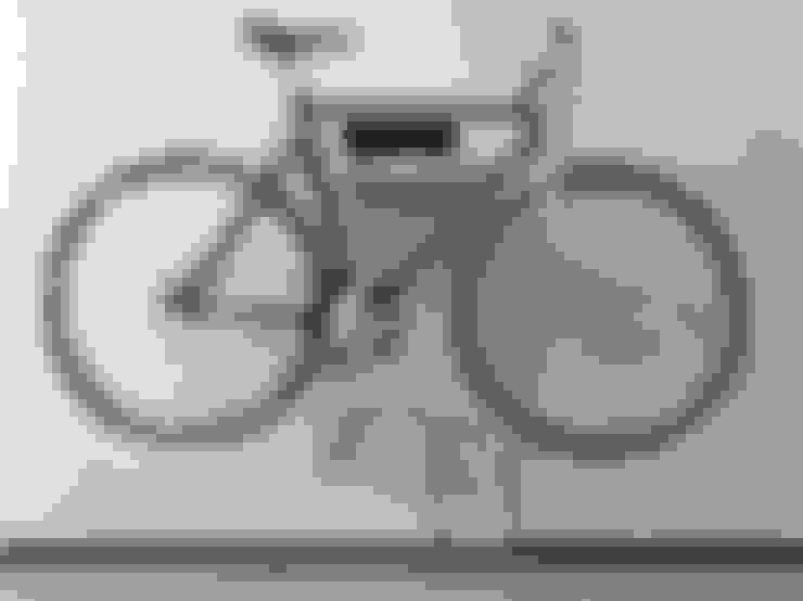 Projekty,  Salon zaprojektowane przez MIKILI – Bicycle Furniture