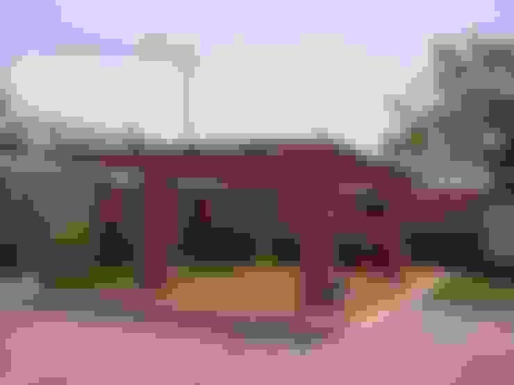 Casas  por JRK Diseño - Studio Arquitectura