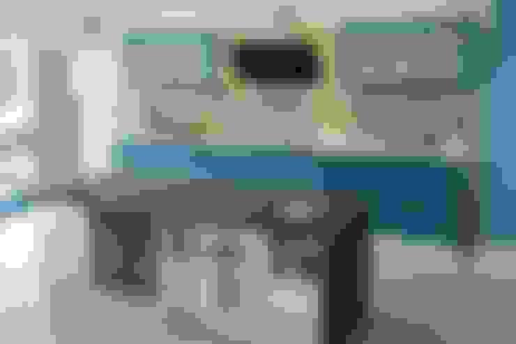 Kitchen by ORGE YAPI TASARIM DEK.İNŞ.NAK.MAD.SAN. ve TİC.LTD.ŞTİ.