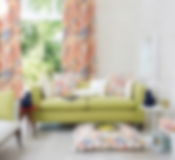 Printworks:  Living room by Prestigious Textiles