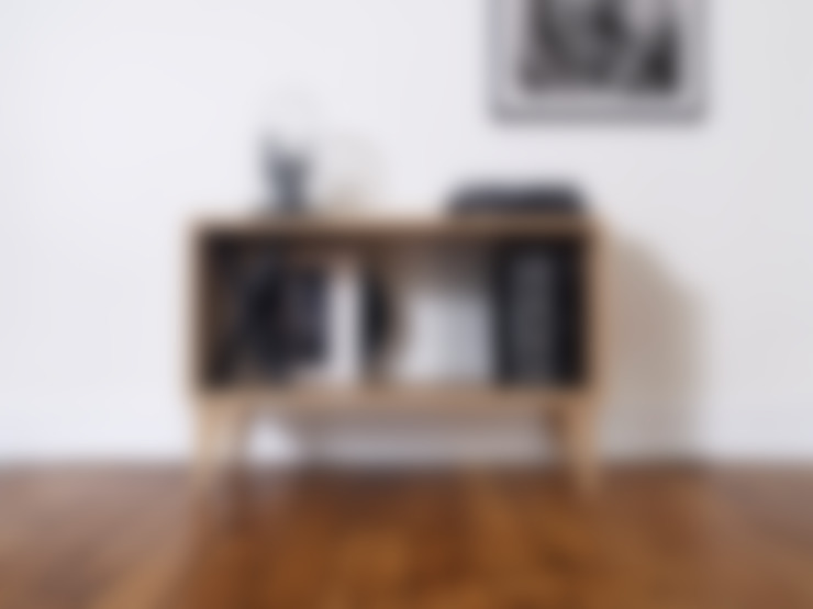 Living room by Elsa Randé,  design artisanal de fabrication française
