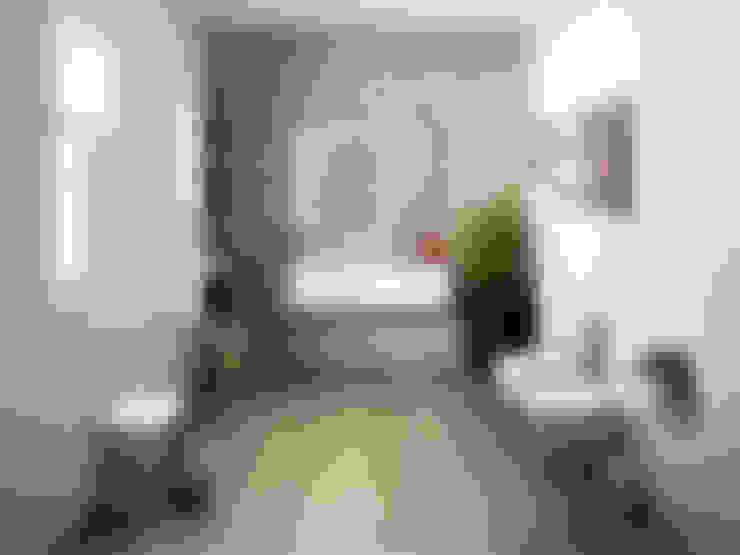 Banheiros  por Lineabeta