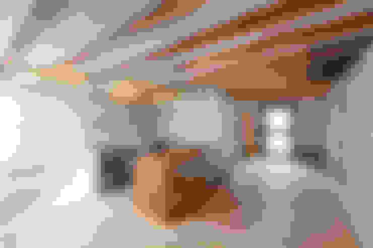 Keuken door Alex Gasca, architects.