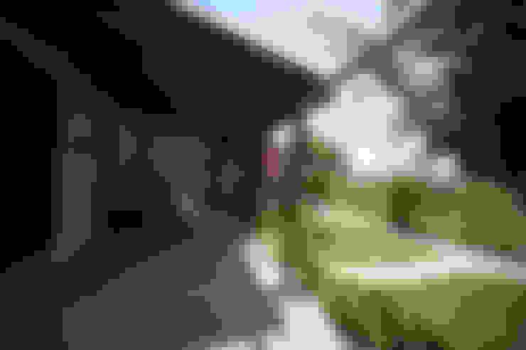 ARAL TATİLÇİFTLİĞİ – 9 Houses:  tarz Teras