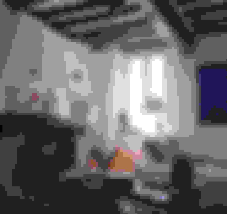 غرفة المعيشة تنفيذ Arch. Silvana Citterio
