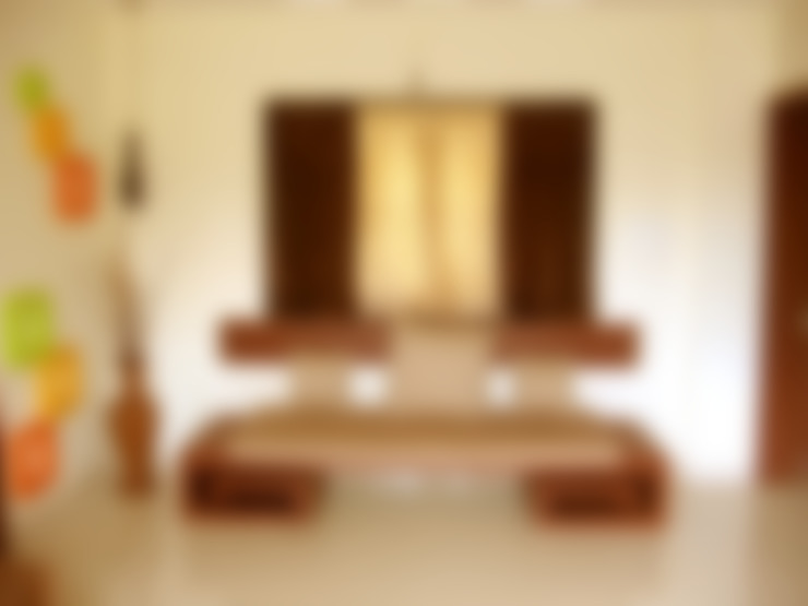 Sala de estar  por 4D The Fourth Dimension Interior Studio