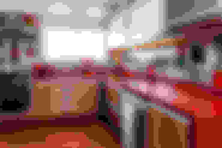 Cozinhas  por Tikkanen arquitetura