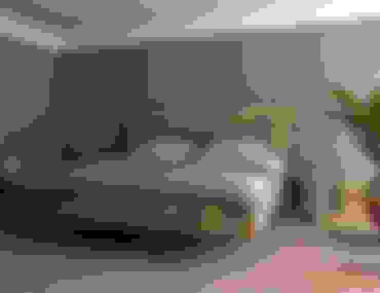 Bedroom تنفيذ timberclassics  -  Bauholzmöbel - markant, edel, individuell