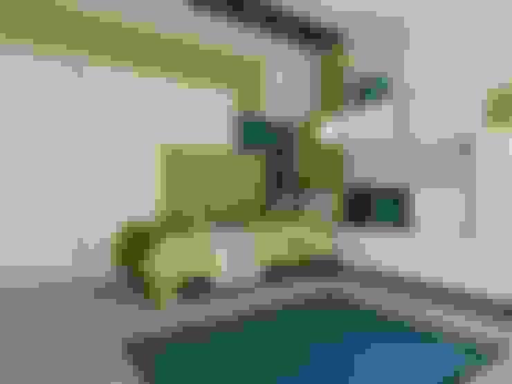 FLUFFO fabryka miękkich ścian:  tarz Çocuk Odası