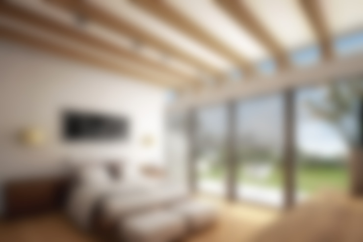 Спальни в . Автор – gOO Arquitectos