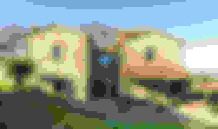 Casas de estilo  por dmesure