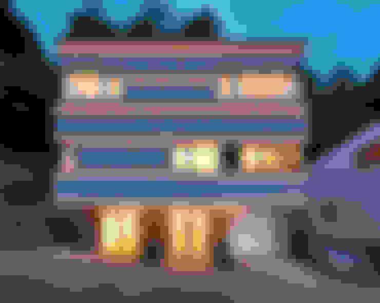 Projekty,  Domy zaprojektowane przez Helwig Haus und Raum Planungs GmbH