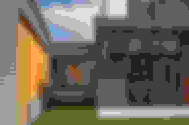 Huizen door hollegha arquitectos