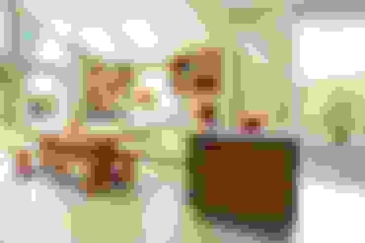 مطبخ تنفيذ in-toto Kitchens Design Studio Marlow