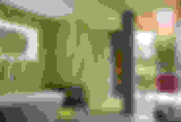 Baños de estilo  por MAX-Haus GmbH