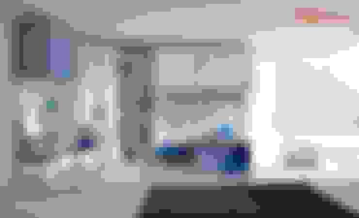غرفة نوم تنفيذ Siloma srl