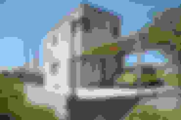 Projekty,  Domy zaprojektowane przez MULA.Arquitectos