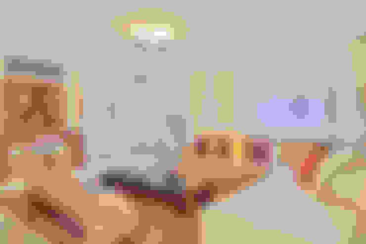 Salas/Recibidores de estilo  por Rita Albuquerque Arquitetura e Interiores