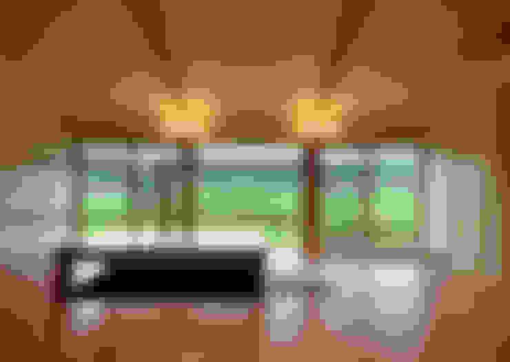 Wohnzimmer von 宮崎環境建築設計